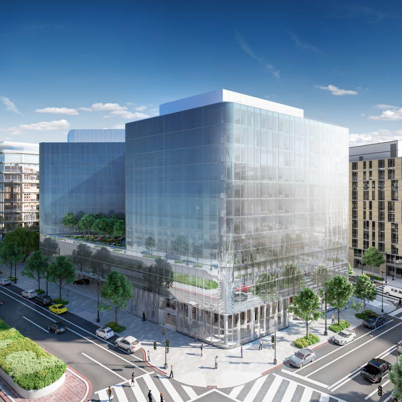 Washington Dc City Center: Conrad Washington, DC Set To Open February 2019 At