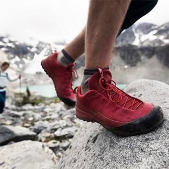 Arc'teryx lightweight sneakers